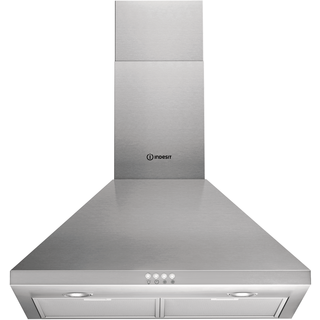 Indesit IHPC 6.4 AM X Cooker Hood in Stainless Steel