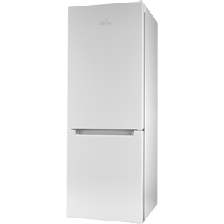 Indesit LR6 S1 W Fridge Freezer in White