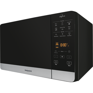 Hotpoint Freestanding Microwave Oven Black Mwh 27343 B
