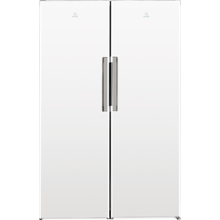 Freestanding fridge