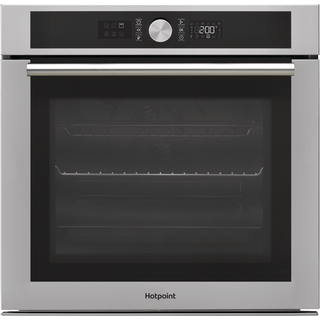 single double ovens gas electric in stainless steel hotpoint uk rh hotpoint co uk