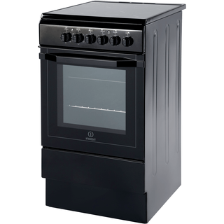 Indesit I5VSH(K) Cooker in Black
