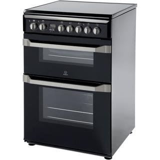 Indesit ID60C2(K) S Cooker in Black