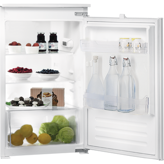 Indesit INS 901 AA Integrated Fridge in White