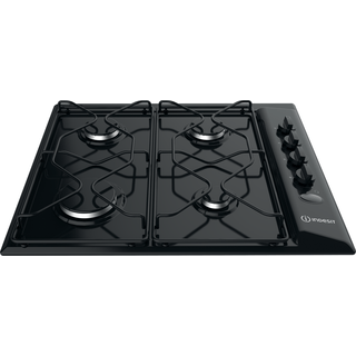 Indesit gas hob: 4 gas burners