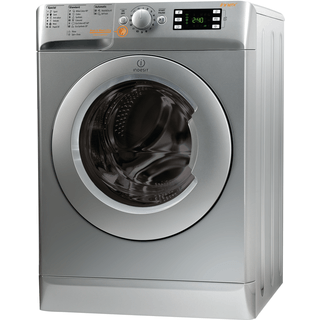 Indesit Innex XWDE 861480X S Washer Dryer in Silver