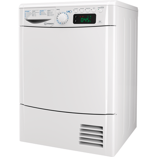 Indesit LDCE 8450 B H Tumble Dryer in White
