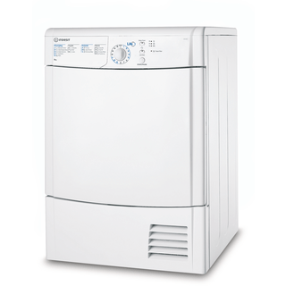 Indesit LDVL 85 B R Tumble Dryer in White
