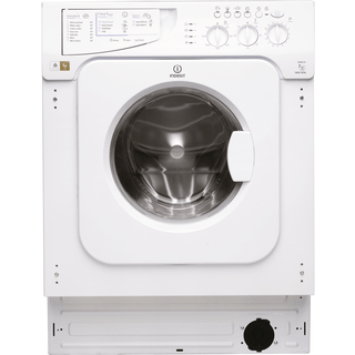 Indesit Ecotime IWME 146 Integrated Washing Machine in White