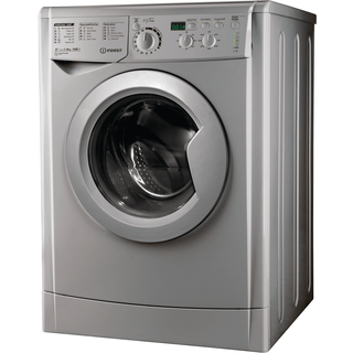 Indesit MyTime EWD 81482 S Washing Machine in Silver