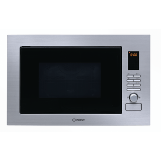 Indesit MWO 522 X Built in microwave oven in Stainless Steel.