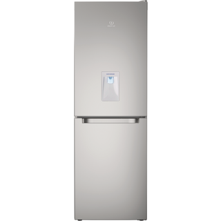 Indesit Fridge Freezer in Silver