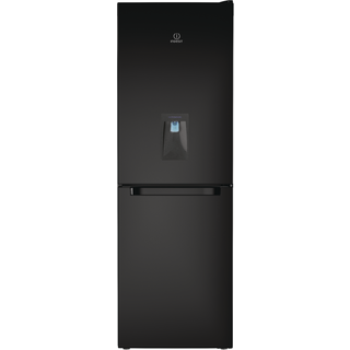 Indesit Fridge Freezer in Black