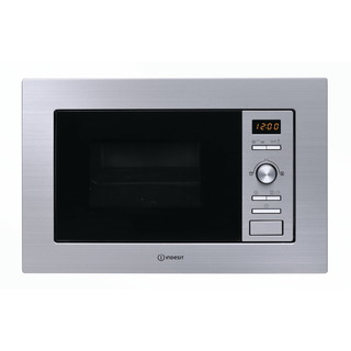 Indesit MWI 122.2 X Built in microwave oven in Stainless Steel