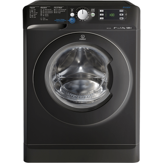 Indesit XWE 91483X K Washing Machine in Black