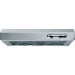 Indesit freestanding cooker hood