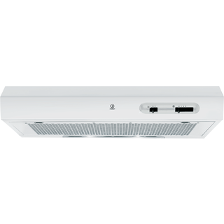 Indesit ISLK 66 AS W Cooker Hood in White