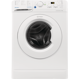 Indesit Innex BWD 71453 W Washing Machine in White