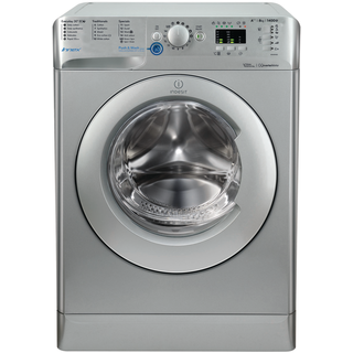 Indesit Innex BWA 81483X S Washing Machine in Silver
