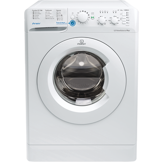 Indesit Innex BWSC 61252 W Washing Machine in White