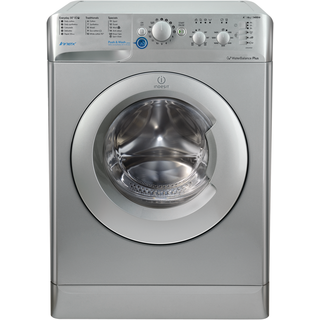 Indesit Innex BWC 61452 S Washing Machine in Silver