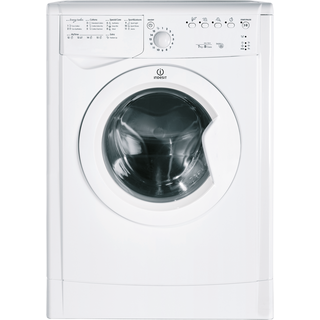 Indesit EcoTime IDVL 75 B R.9 Tumble Dryer in White