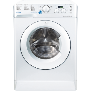 Indesit Innex 7kg BWD 71252 W UK.R Washing Machine in White