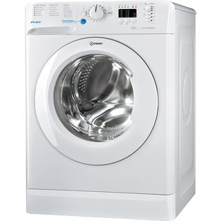 Freestanding front loading washing machine: 8kg