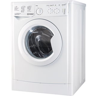Indesit EcoTime IWC 71252 ECO Washing Machine in White