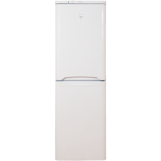 Indesit IBNF 5517 W Fridge Freezer in White