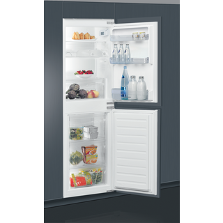 Indesit EIB 15050 A1 D.1 Integrated Fridge Freezer in White