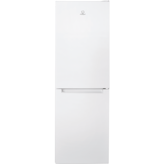 Indesit LR7 S1 W.1 Fridge Freezer - White