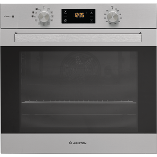 Single & Double Ovens: gas & electric in stainless steel
