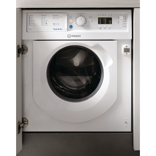 Indesit Bi Wdil 7125 Uk Integrated Washing Machine White