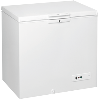 Whirlpool freestanding chest freezer: white color - WHM2511