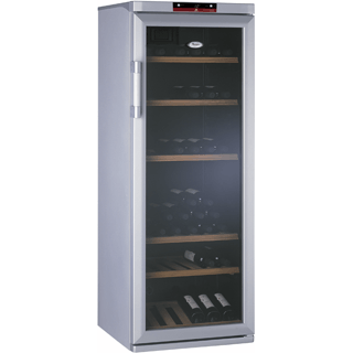 Viinikaappi - optimaaliset säilytysolosuhteet - tilaa 101 viinipullolle WW1600