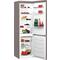 Supreme NoFrost alulfagyasztós hűtőszekrény BSNF 8421 OX