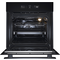 Whirlpool built in electric oven: black color - AKZ 6230 NB