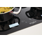 Whirlpool induction glass-ceramic hob - SMP 778 C/NE/IXL