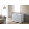 Whirlpool freestanding chest freezer: white color - WHM4611.1