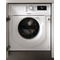 Whirlpool built in front loading washing machine: Whirlpool built in washing machine, 7kg - BI WMWG 71484 UK