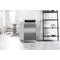 Szabadonálló, keskeny mosogatógép ADP 321 IX