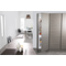 Beépíthető alulfagyasztós hűtőszekrény ART 9810/A+
