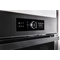 Whirlpool built in electric oven: inox color - AKZ 618 IX
