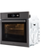 Whirlpool built in electric oven: inox color, self cleaning - AKZ 6220 IX