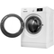 Whirlpool freestanding front loading washing machine: 8kg - FWG81496W UK
