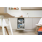 Indesit DISRM 16B19 Dishwasher in White
