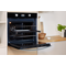 Indesit IFW 4841 C BL UK Built-in Oven in Black