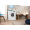 Indesit Ecotime IWDE 7125 B Washer Dryer in White