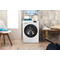 Freestanding washer dryer: 9kg
